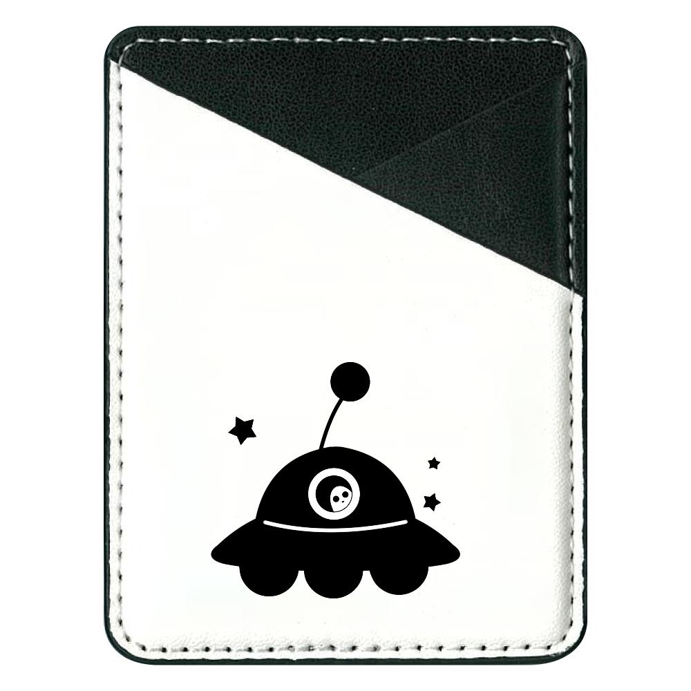 UFO 貼り付けパスケース 貼り付けパスケース(スマホ用)