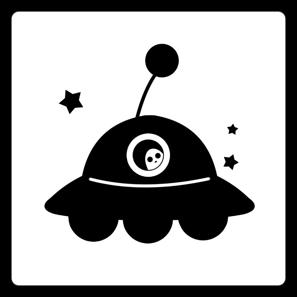 UFO コースター 白雲石コースター 四角
