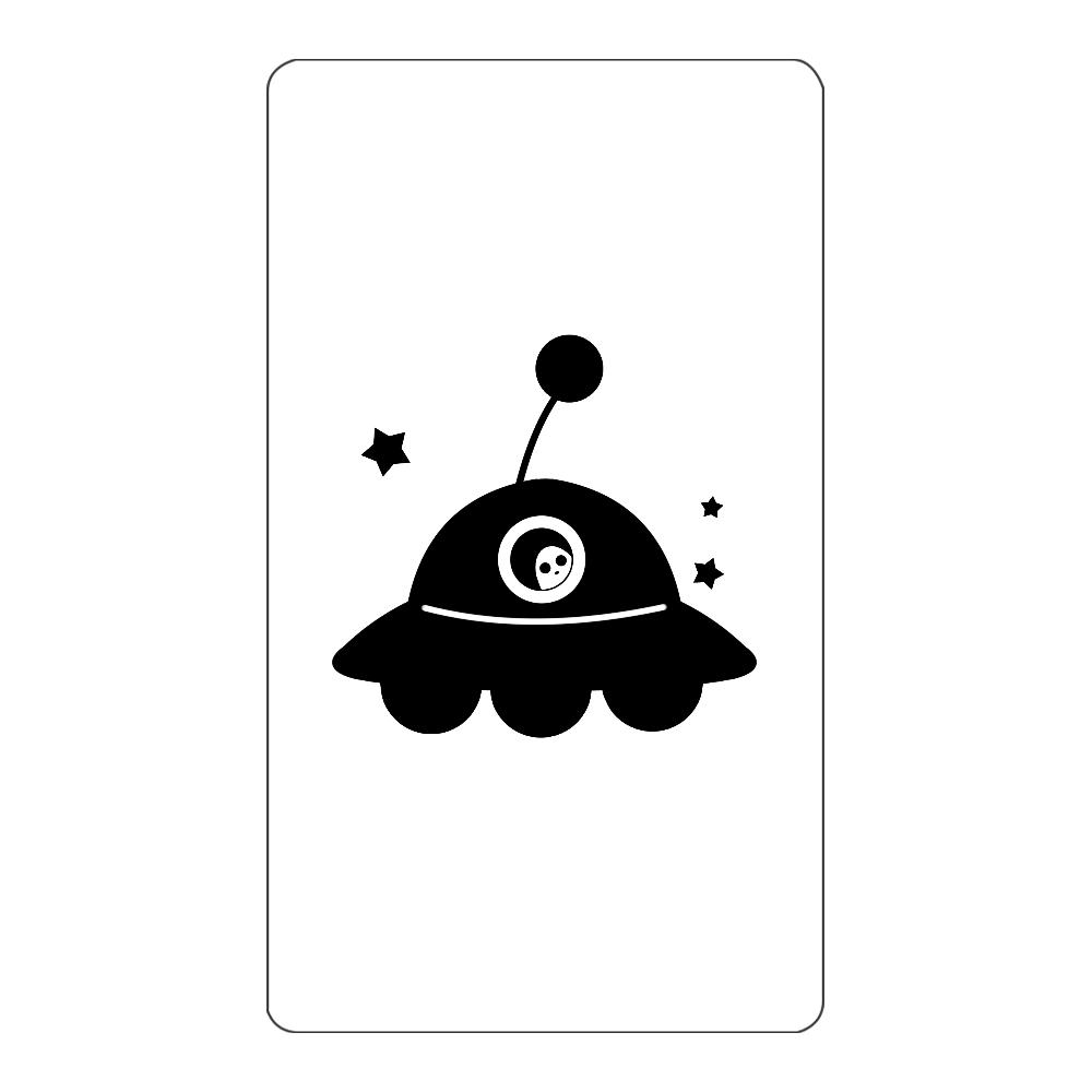 UFO モバイルバッテリー インジケータ無バッテリー4000mAh