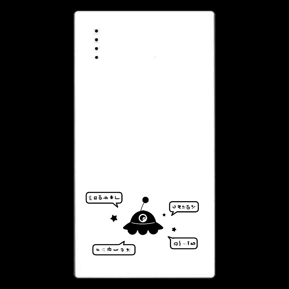 よく喋るUFO モバイルバッテリー cheero モバイルバッテリー(5000mAh)
