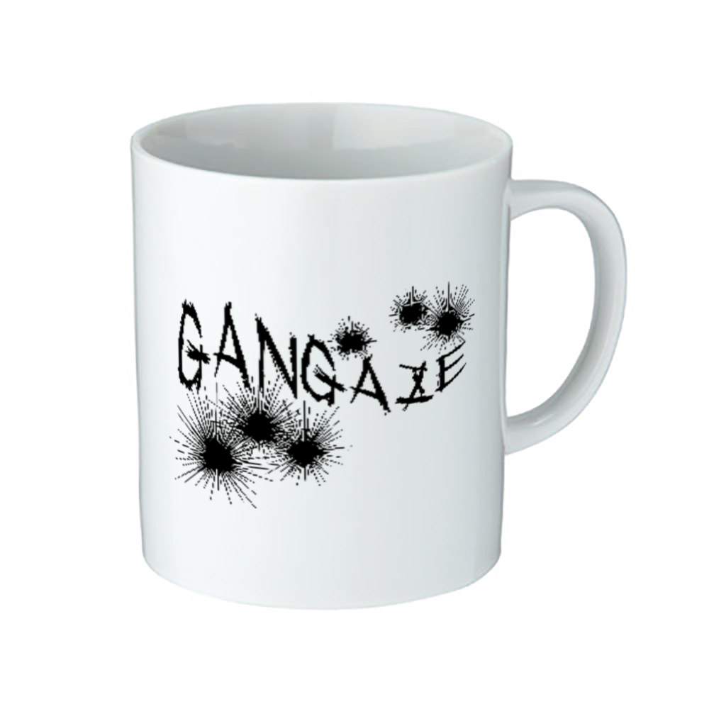 GANGAZE_K 陶器マグストレート(M)
