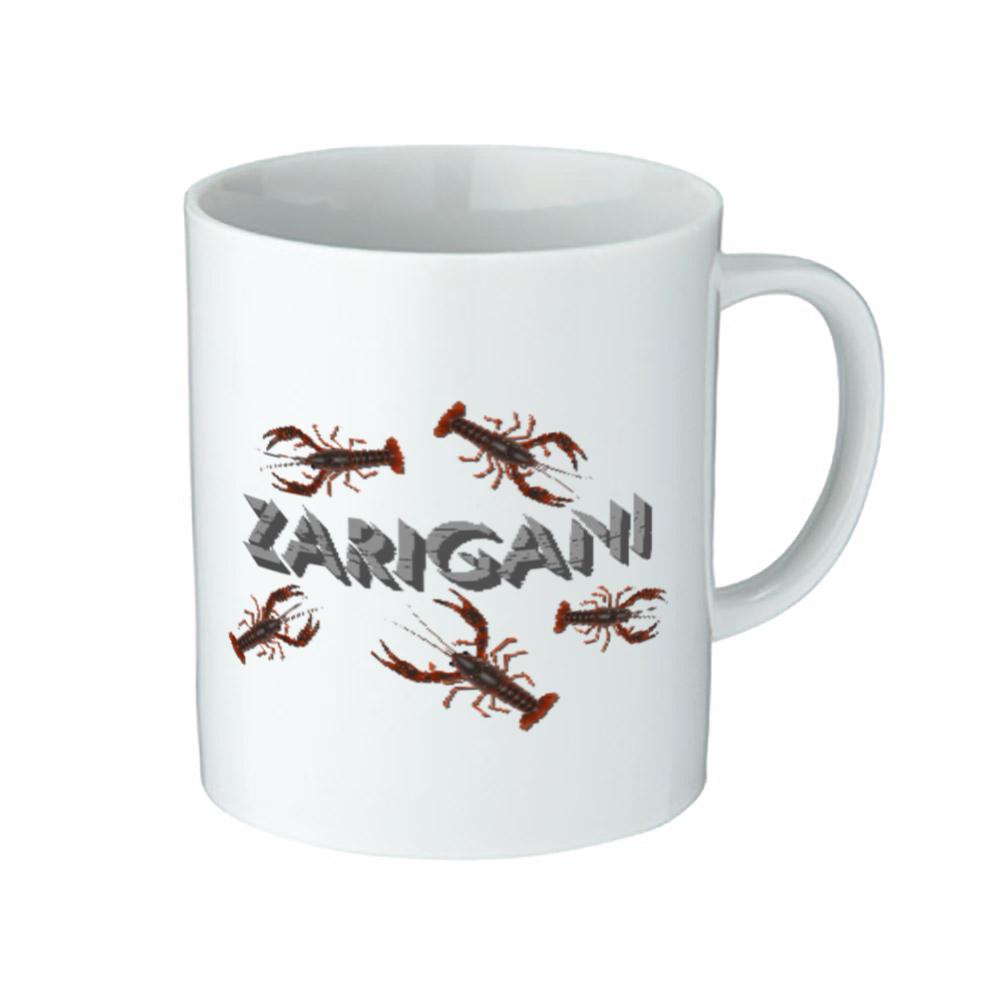 ZARIGANI_1C 陶器マグストレート(M)