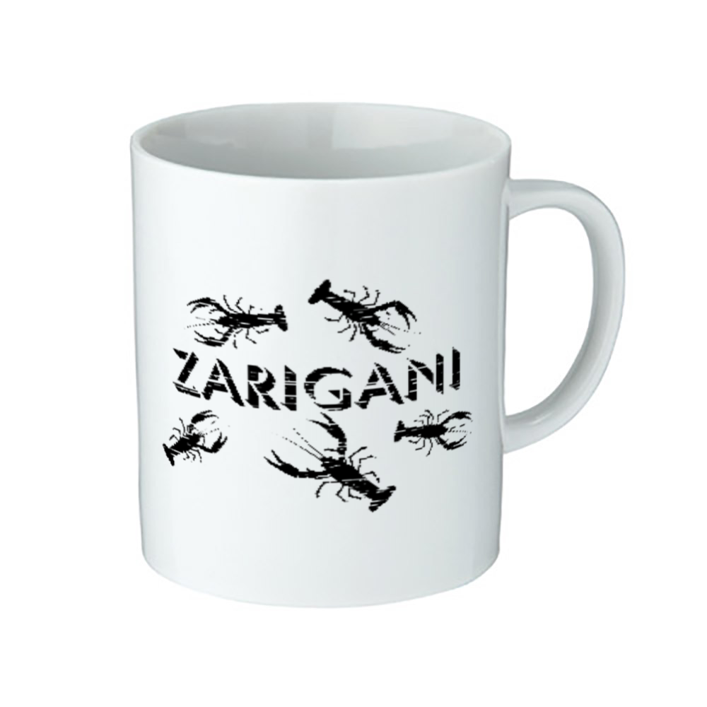 ZARIGANI_1K 陶器マグストレート(M)