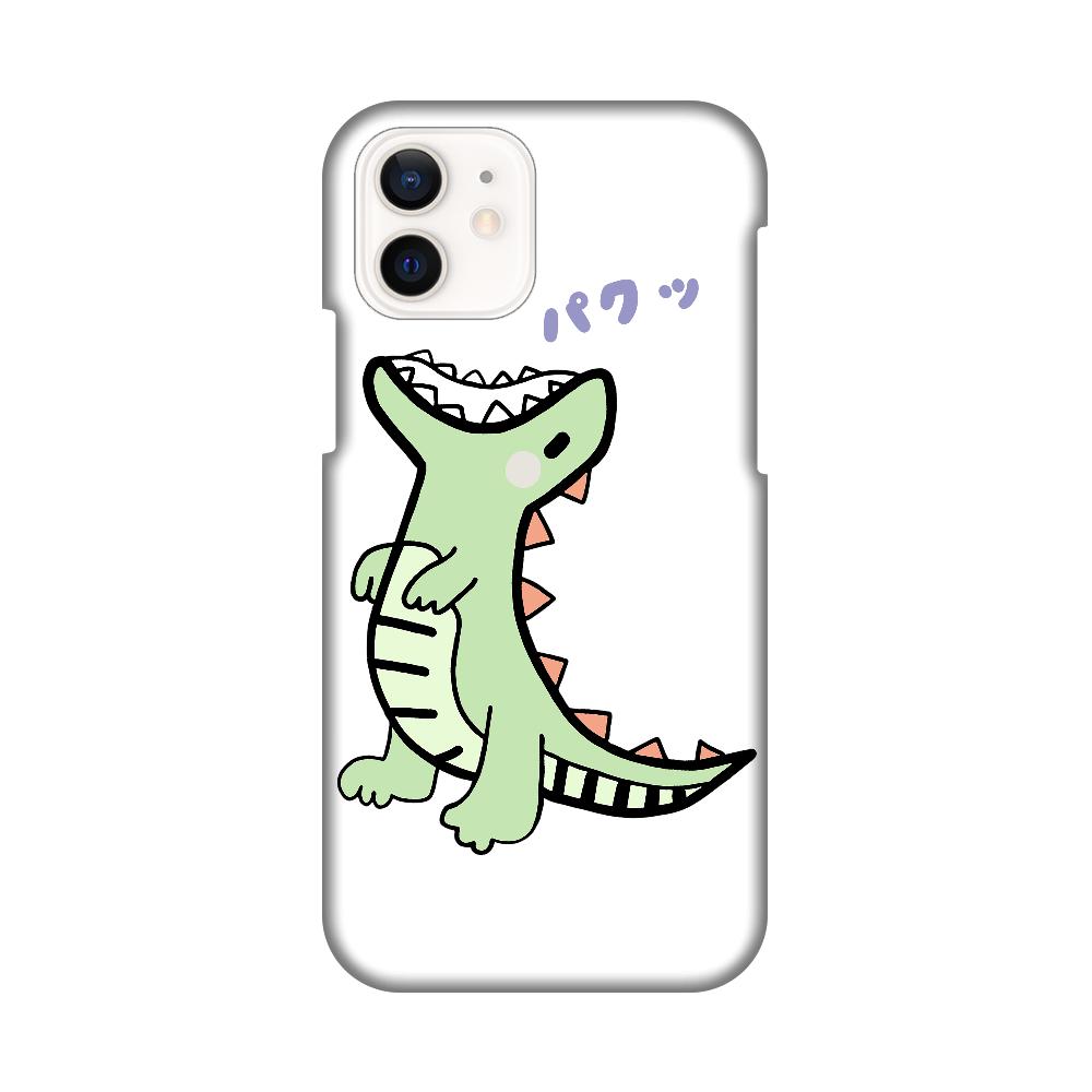 恐竜iPhoneケース iPhone12 / 12 Pro
