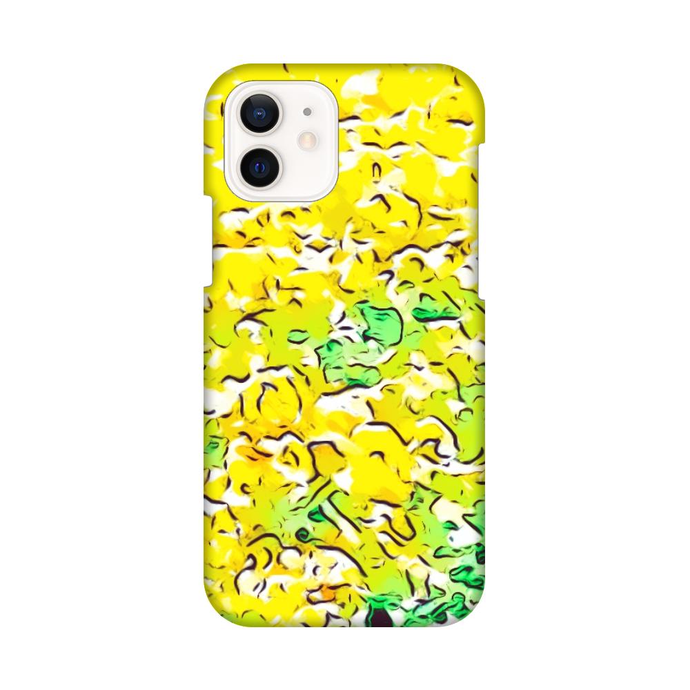 春色スマホケース(iPhone12/iPhone12pro対応) iPhone12 / 12 Pro