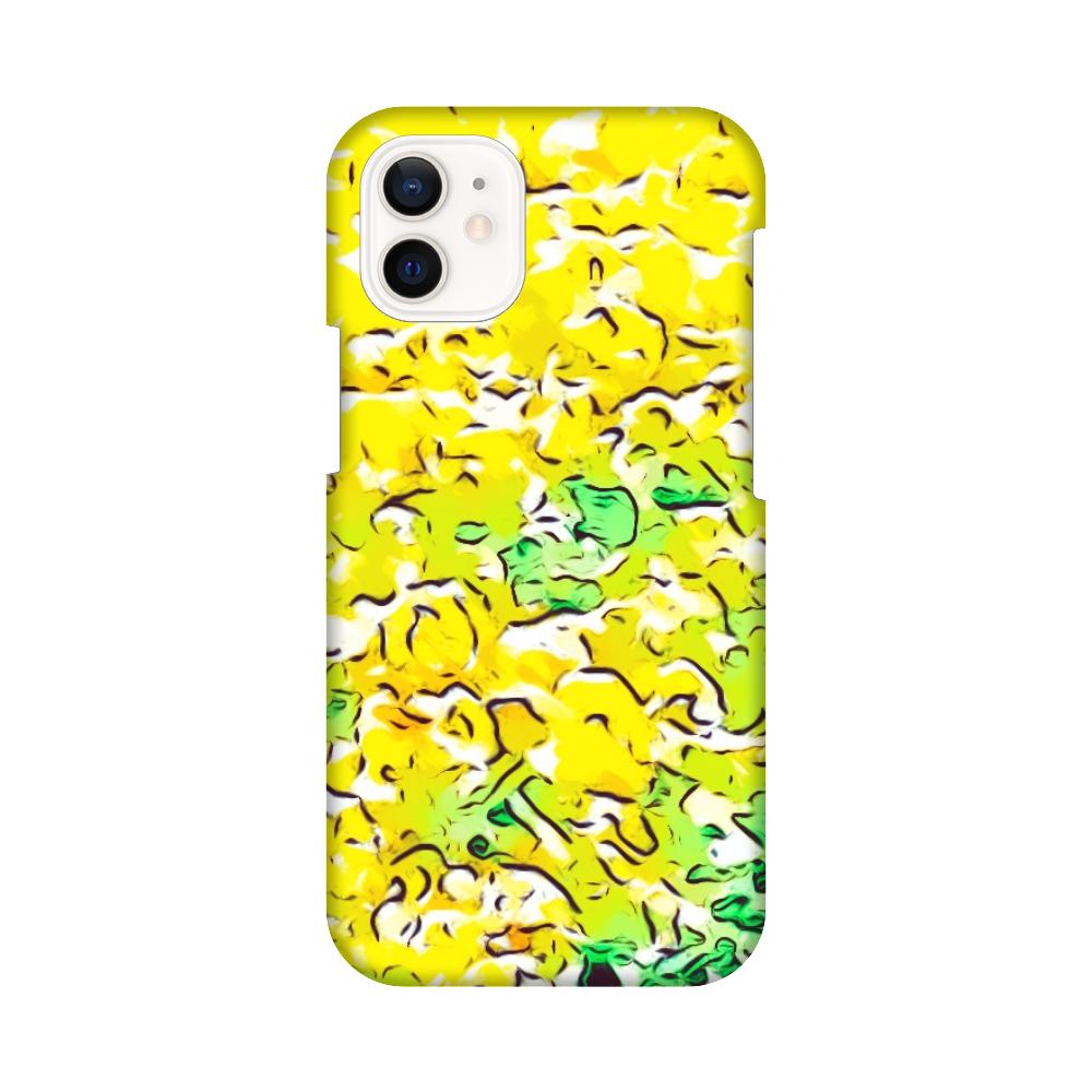 春色スマホケース(iPhone12mini) iPhone12 mini