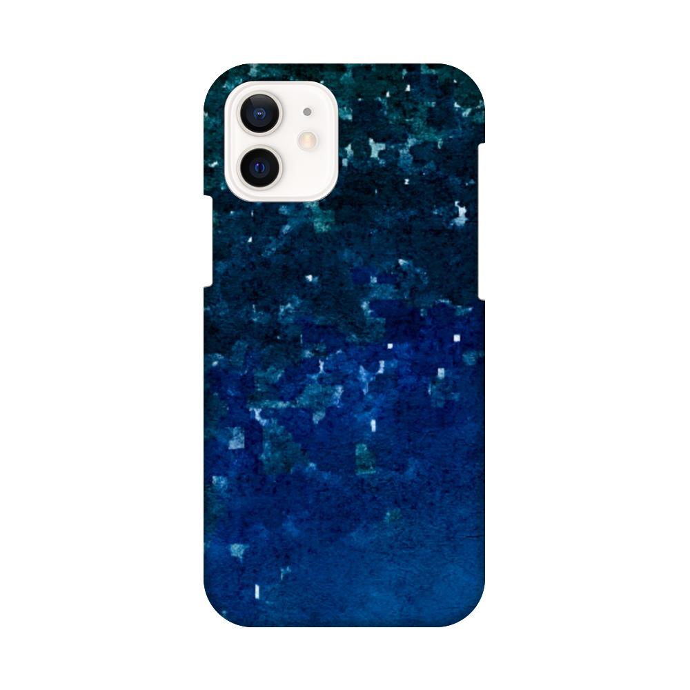 「夜空に願いを」スマホケース(iPhone12/iPhone12pro対応) iPhone12 / 12 Pro
