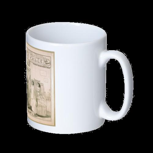 ポップアート ポスター マグカップ SHILDREN'S SAKE -2 マグカップ  ホワイト