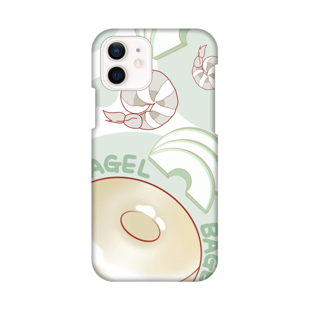 BAGEL iPhone12(透明)