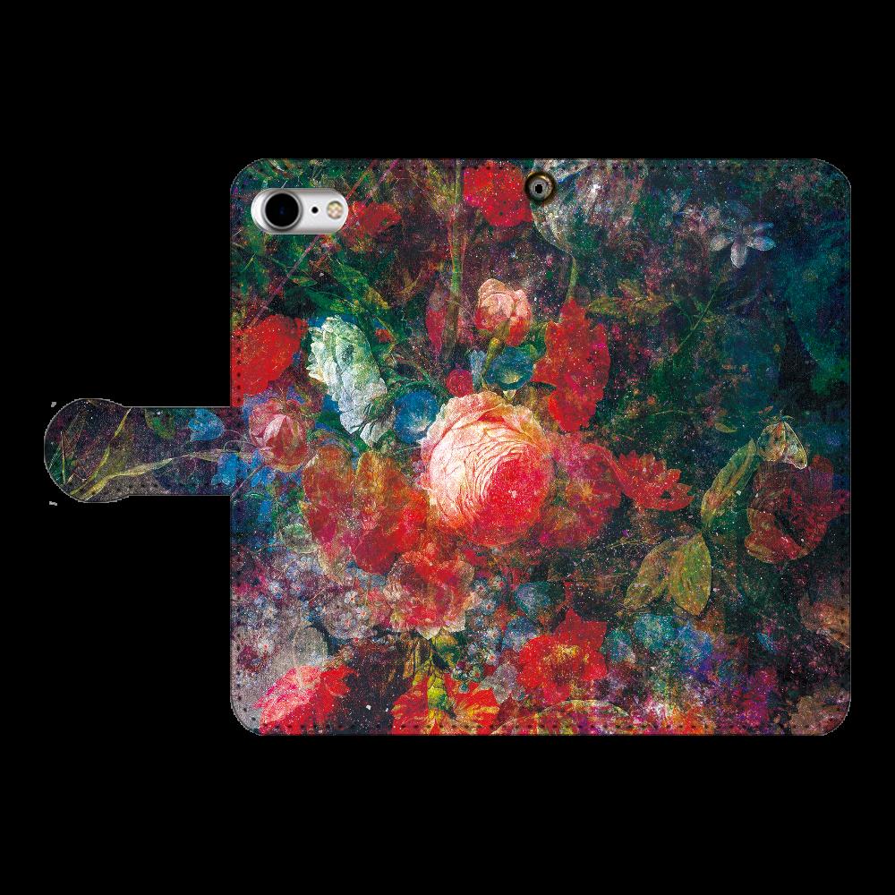 Transie スマホケース iPhoneSE2 手帳型スマホケース