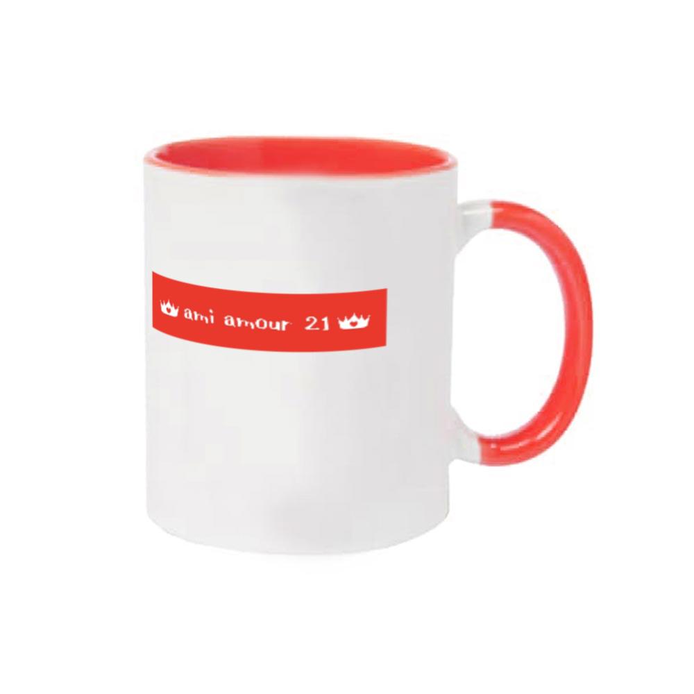 MIYUKI LOVE 2トーンマグカップ