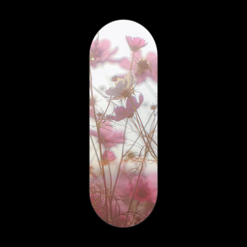 秋桜 シリコンスマホリング