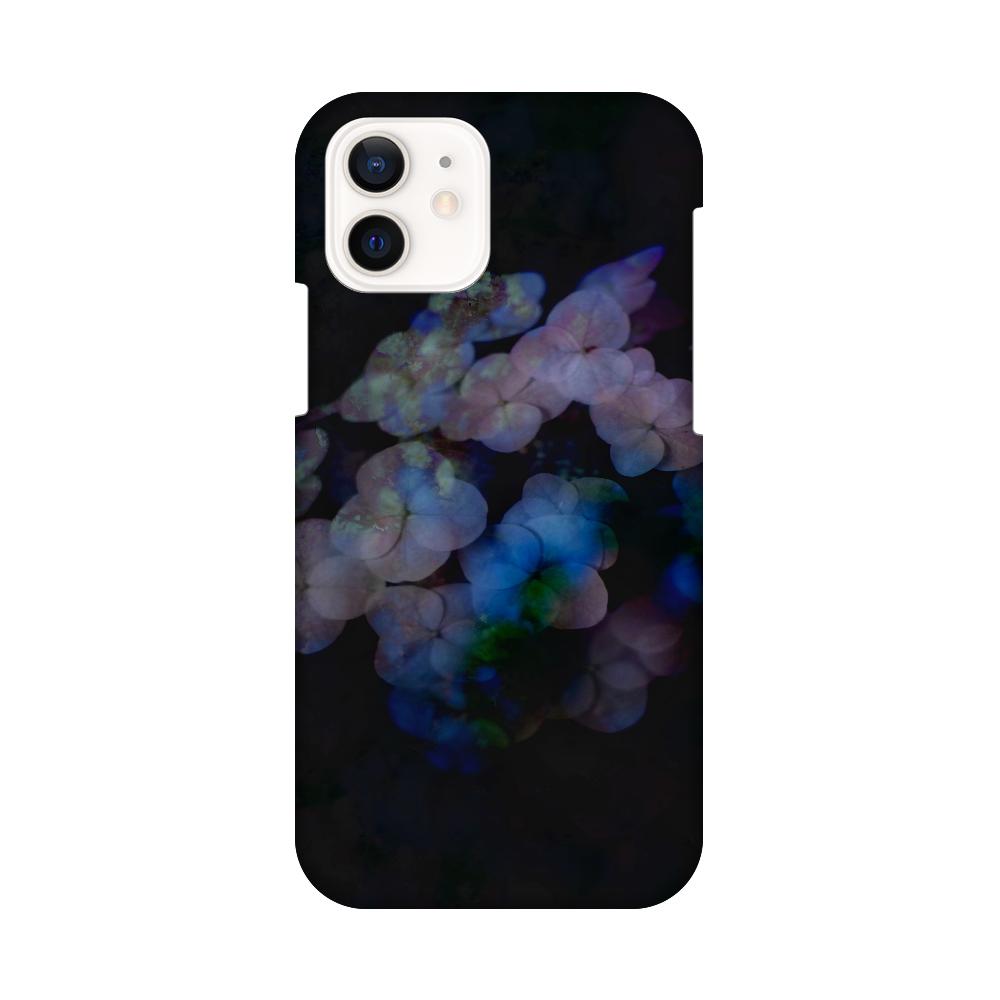 紫陽花 iPhone12 / 12 Pro