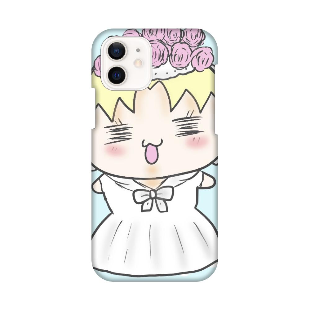 ウエディングまーみ スマホケース iPhone12 / 12 Pro