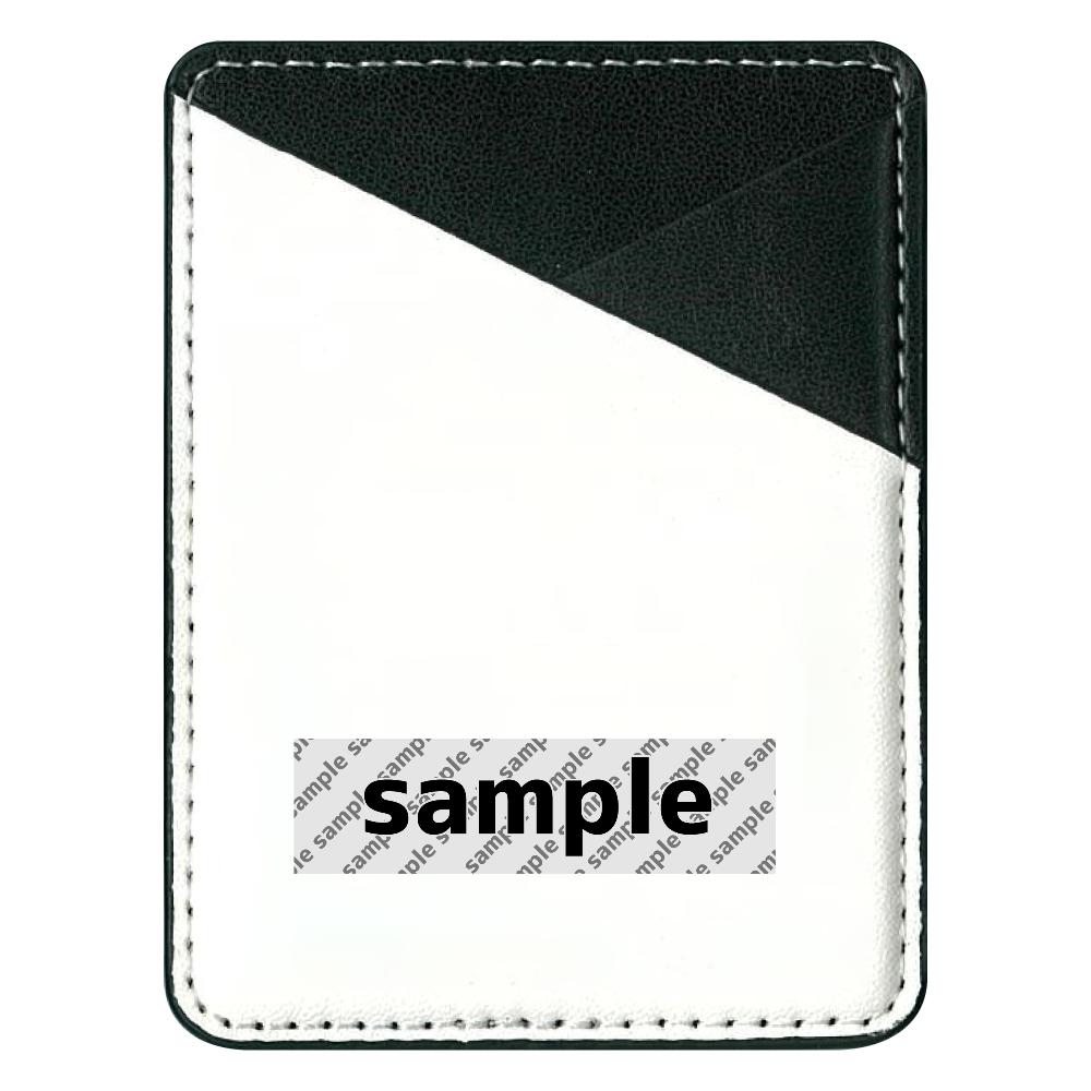 サンプル 貼り付けパスケース(スマホ用) 貼り付けパスケース(スマホ用)