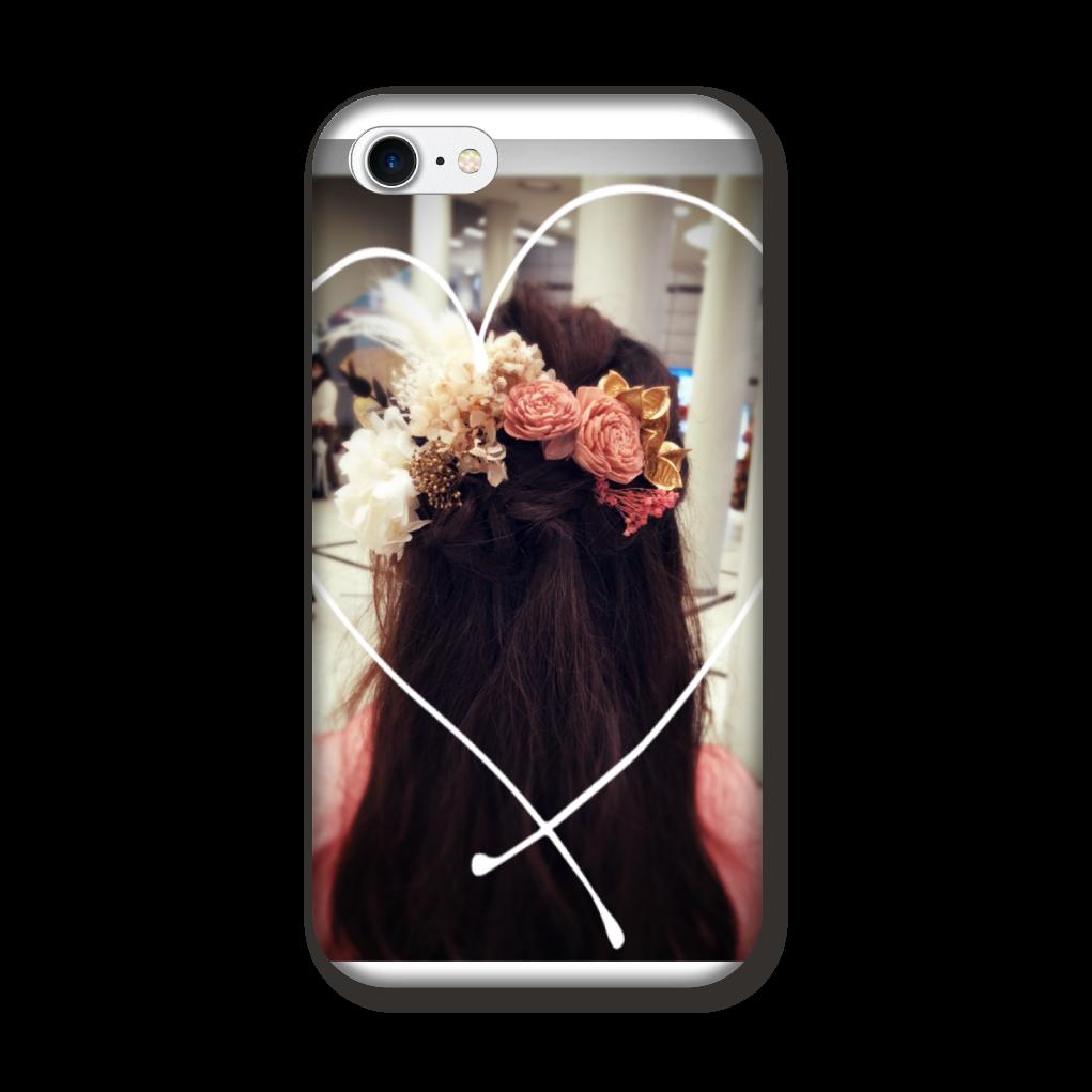 女性のヘアスタイル iPhone8