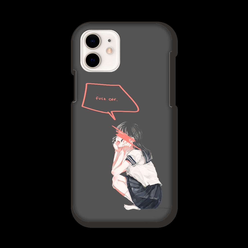 女の子の iPhone case iPhone12 / 12 Pro