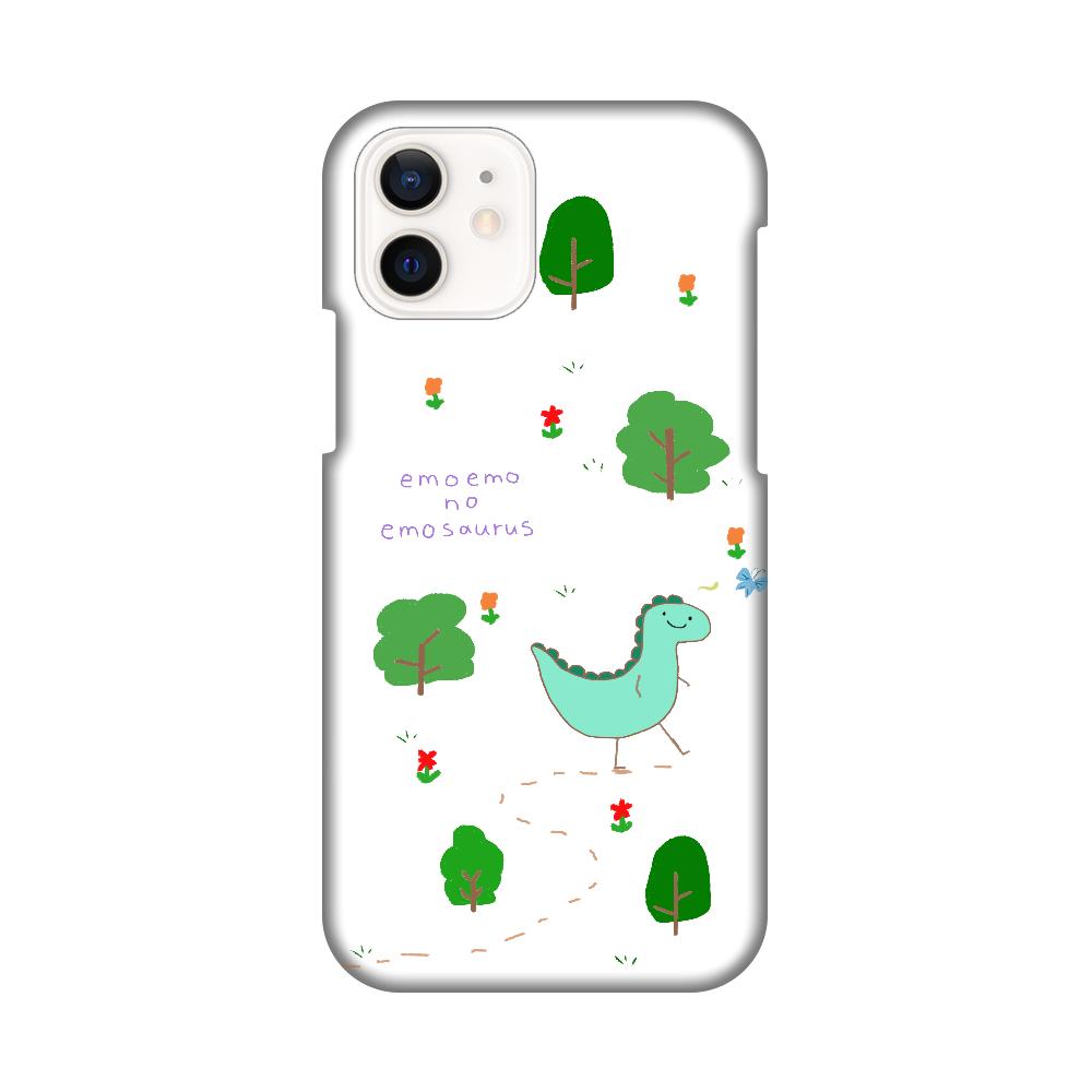 エモエモのエモザウルスマホケース iPhone12 / 12 Pro
