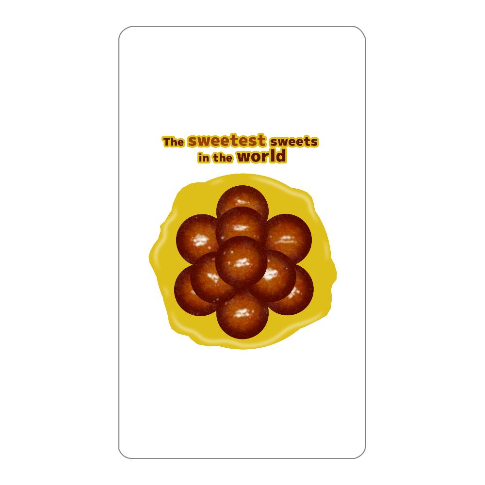 世界一甘いお菓子 モバイルバッテリー インジケータ無バッテリー4000mAh インジケータ無バッテリー4000mAh