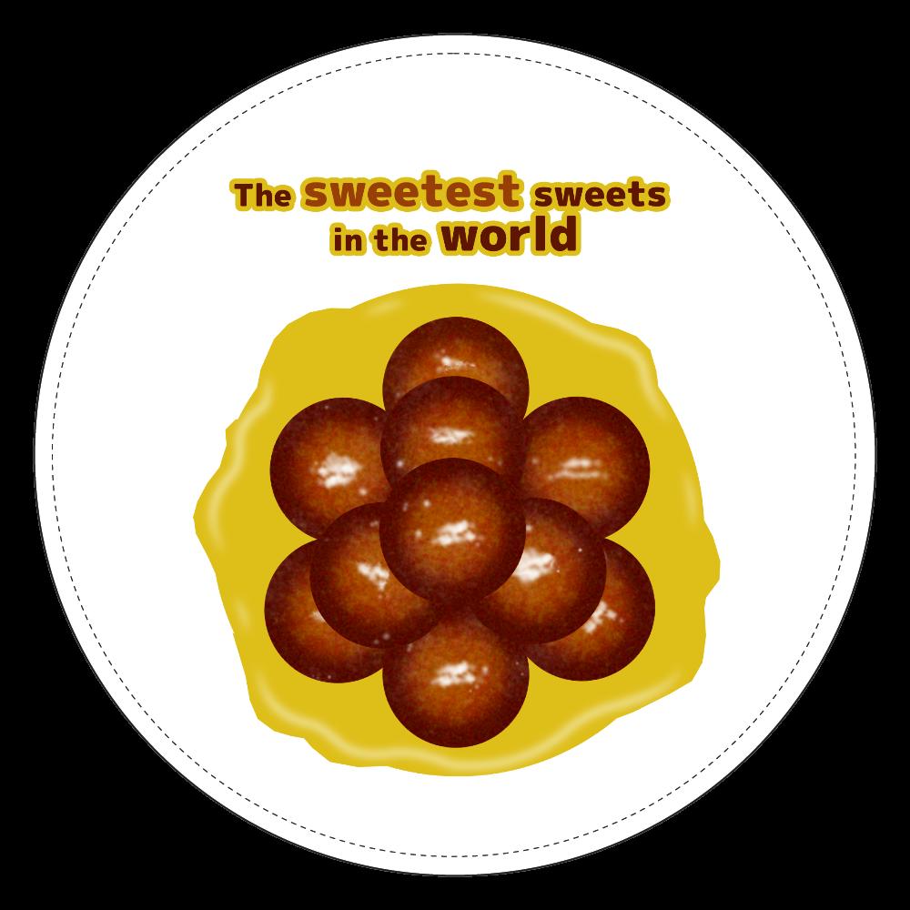 世界一甘いお菓子 コインケース コインケース