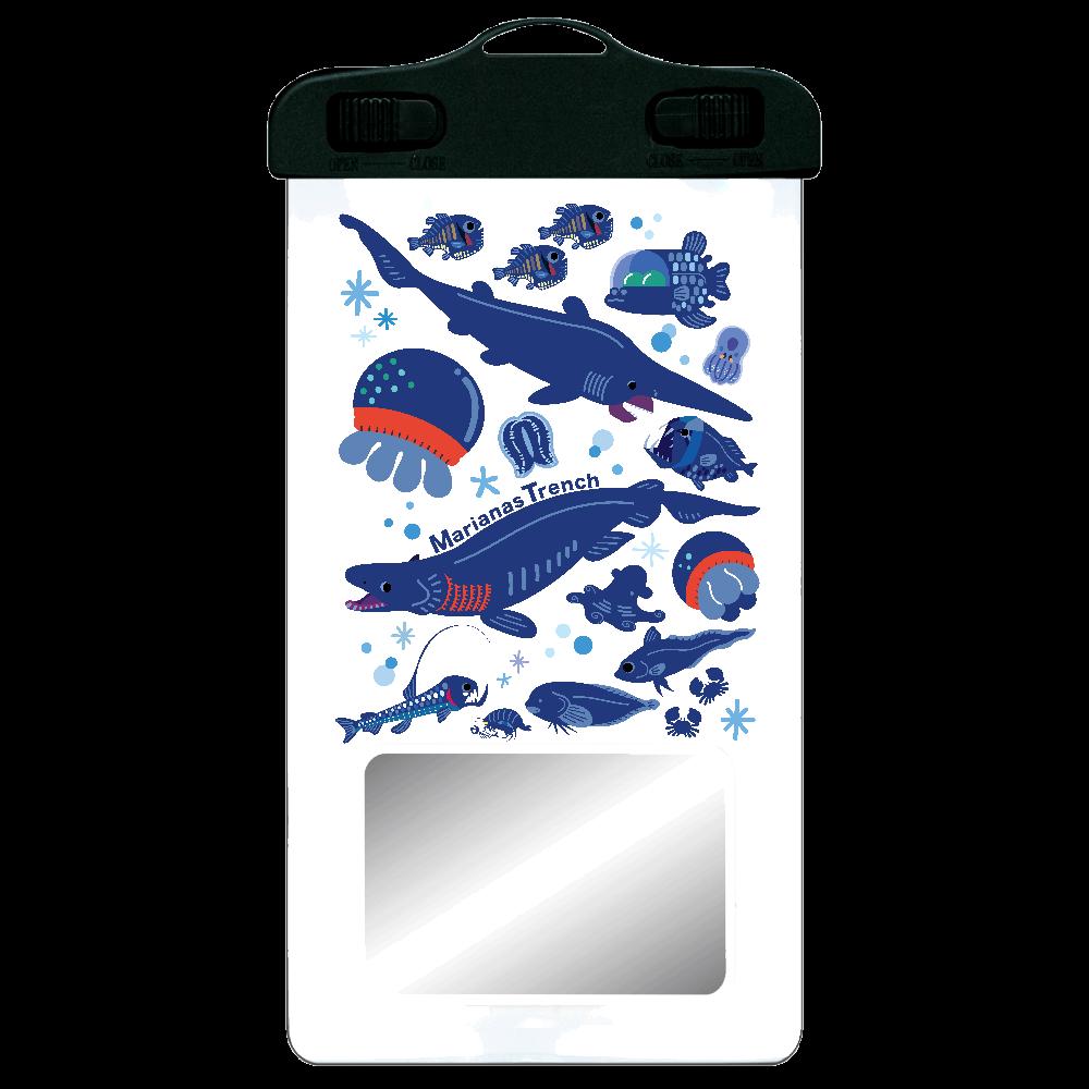 マリアナ海溝の深海生物 SPC06(防水スマホケース)