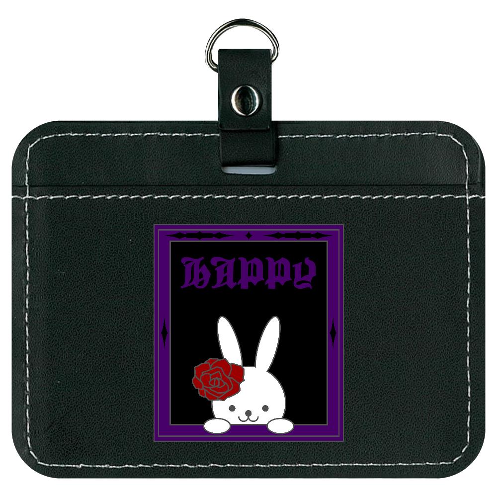 ゴシックバニー☆パスケース オリジナルパスケース