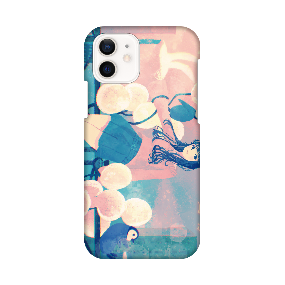 道標 スマホケース iPhone12 / 12 Pro