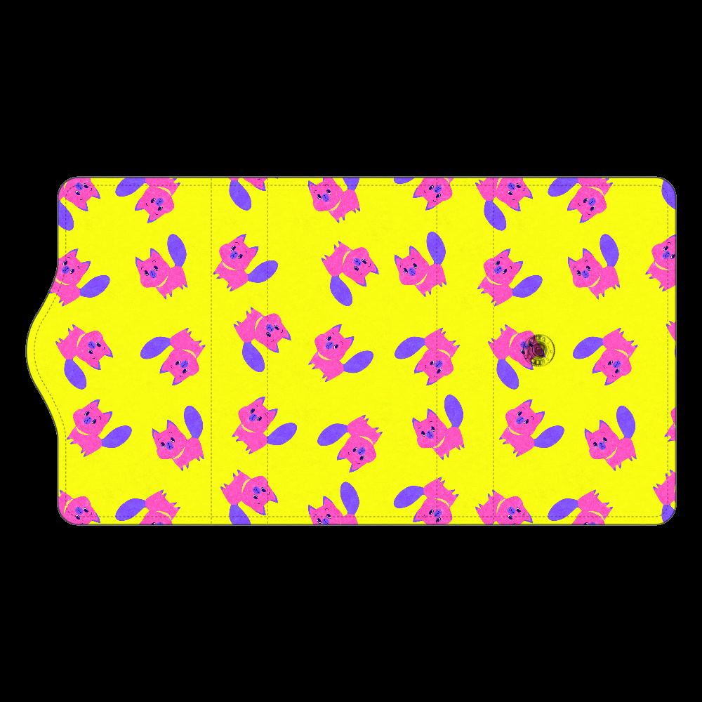 ViViVi Cat's -Candy The Precocious Cat- Yellow キーケース