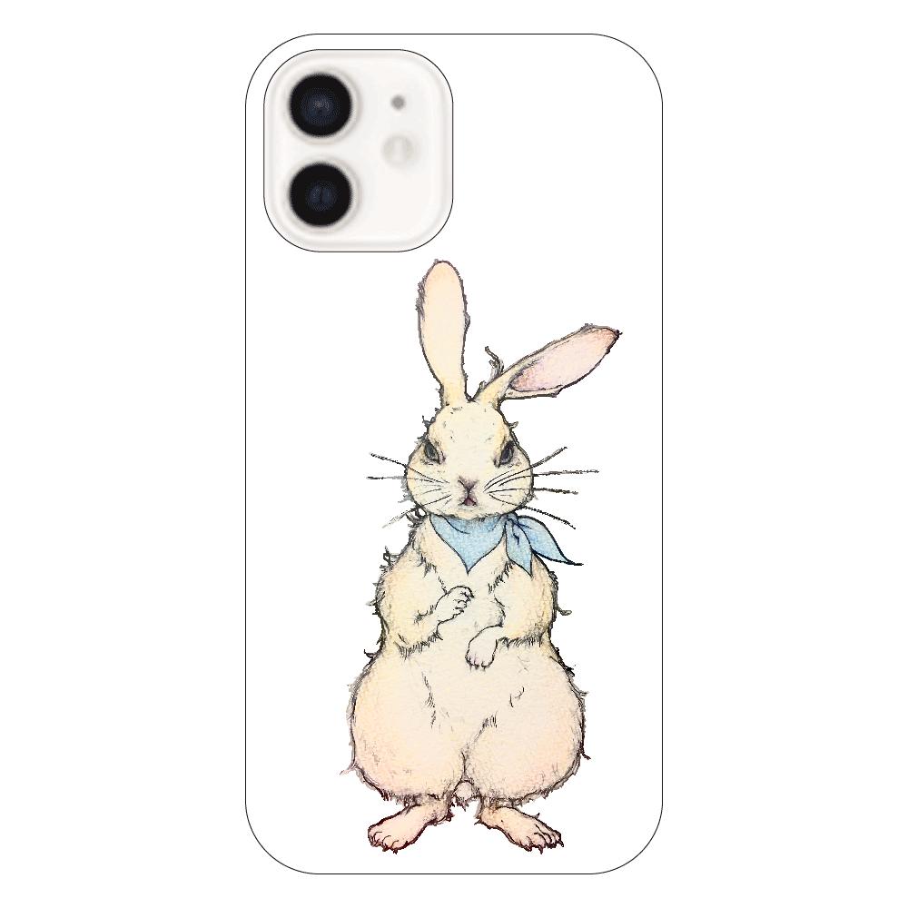 うさぎのkurumi iPhone12(透明)