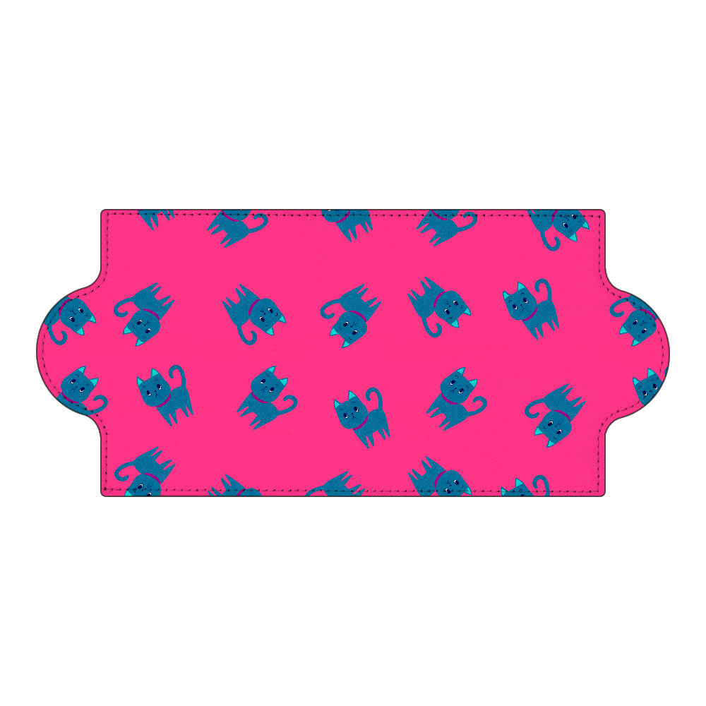 ViViVi Cat's -Kate The Noble Cat- Pink PUレザーマスクケース