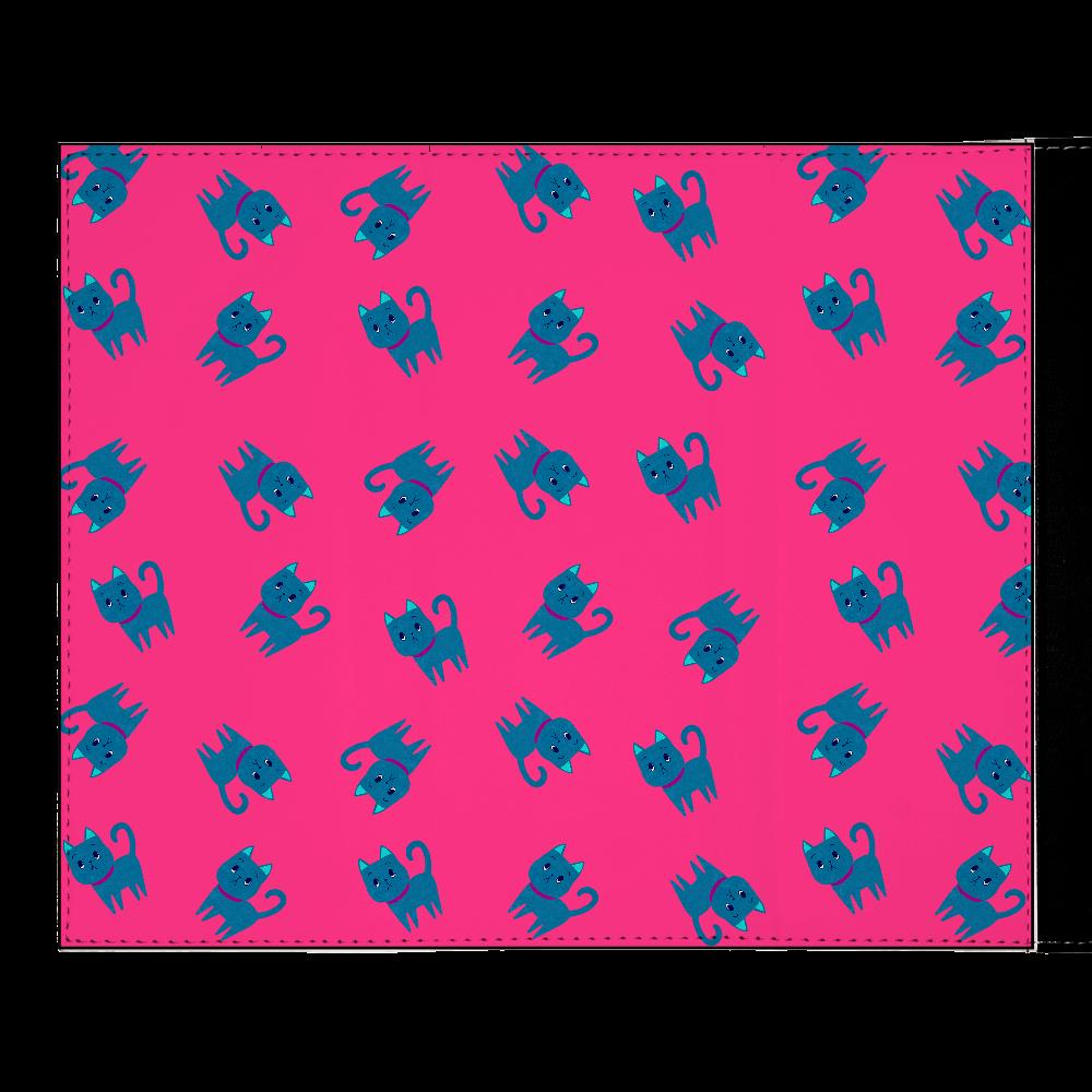 ViViVi Cat's -Kate The Noble Cat- Pink メガネケース