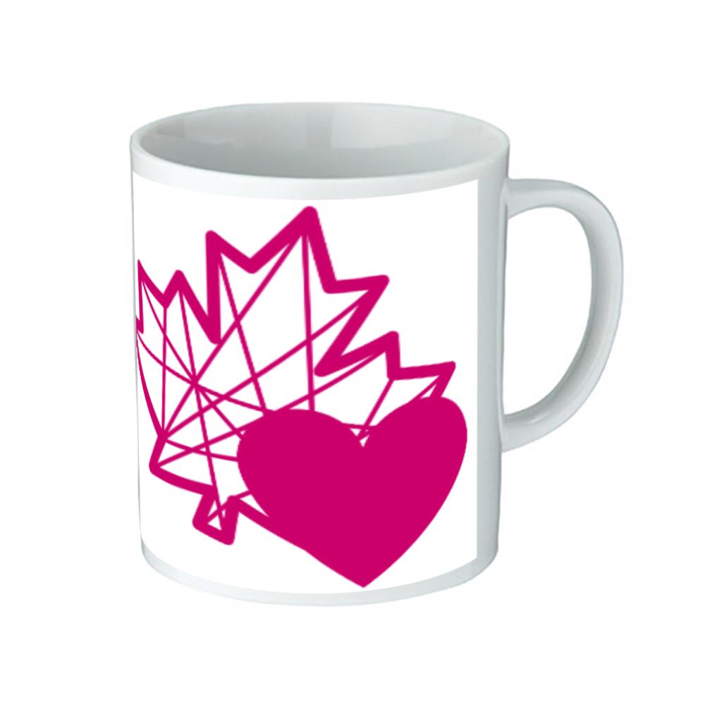 メープル両面カラー【マグカップ】 陶器マグストレート(M)