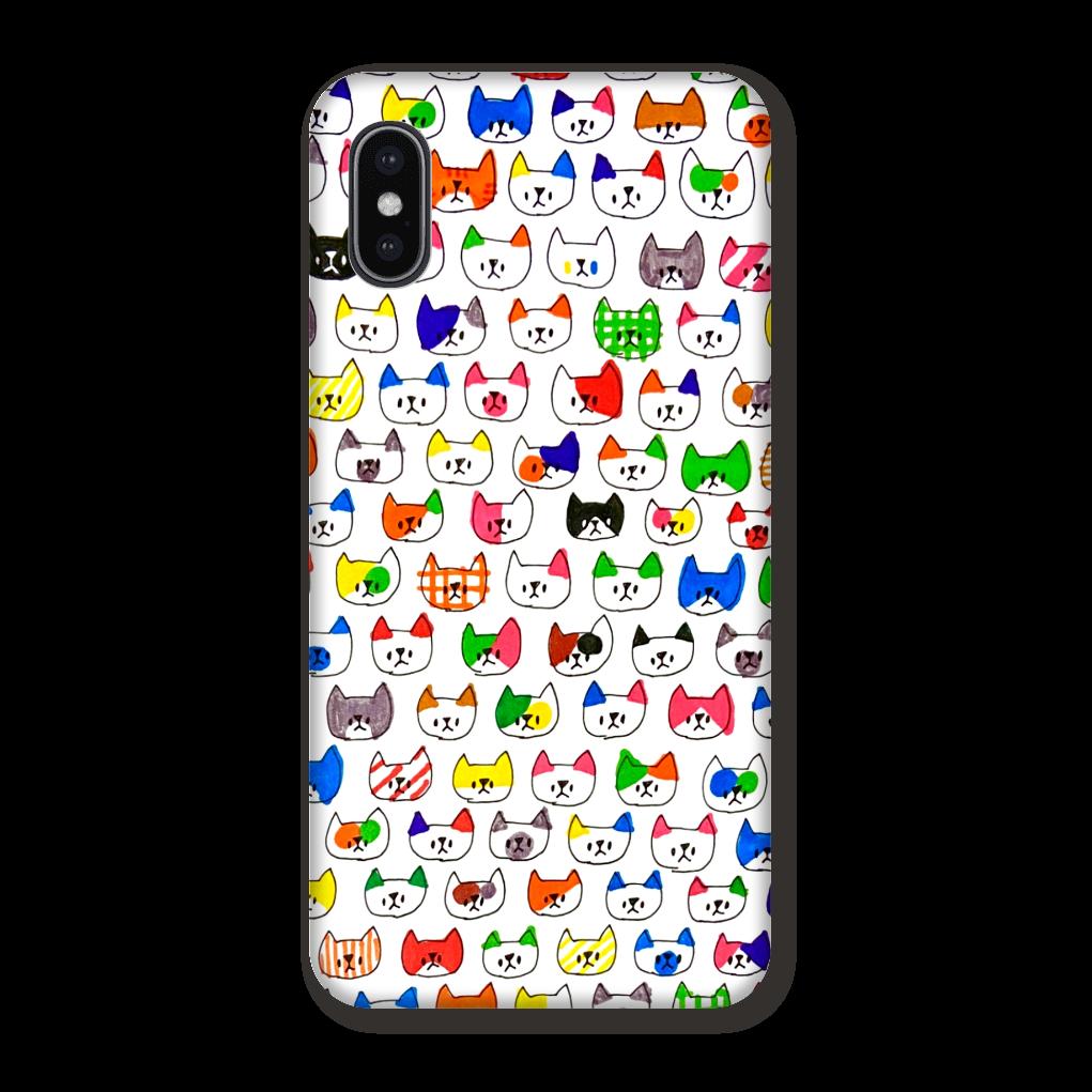 猫猫ちゃんちゃんの襲来 iPhoneX/Xs