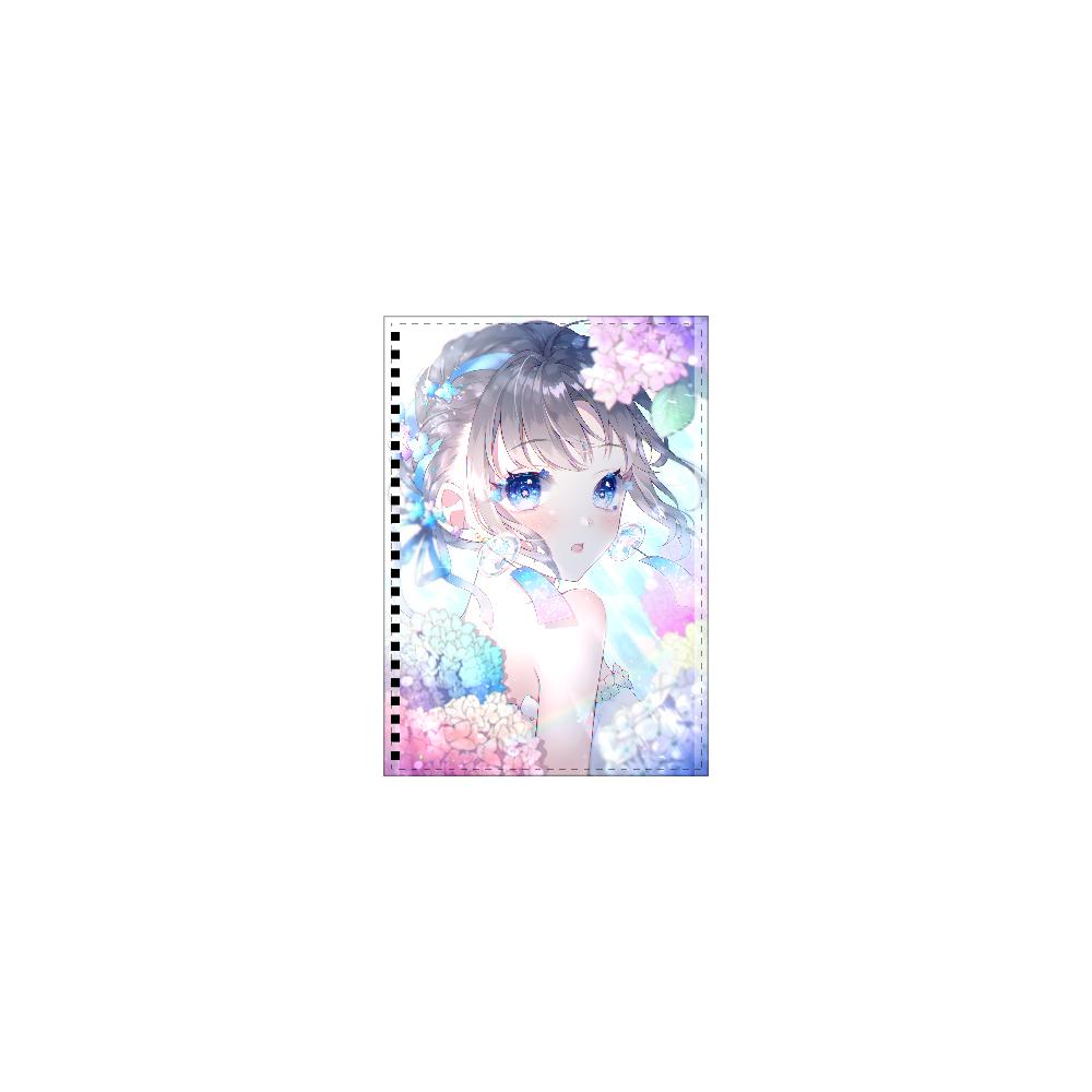 紫陽花 ノート A5ノート