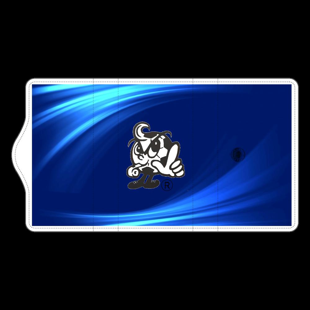 オリジナル キーケース(白・ブルー系) キーケース