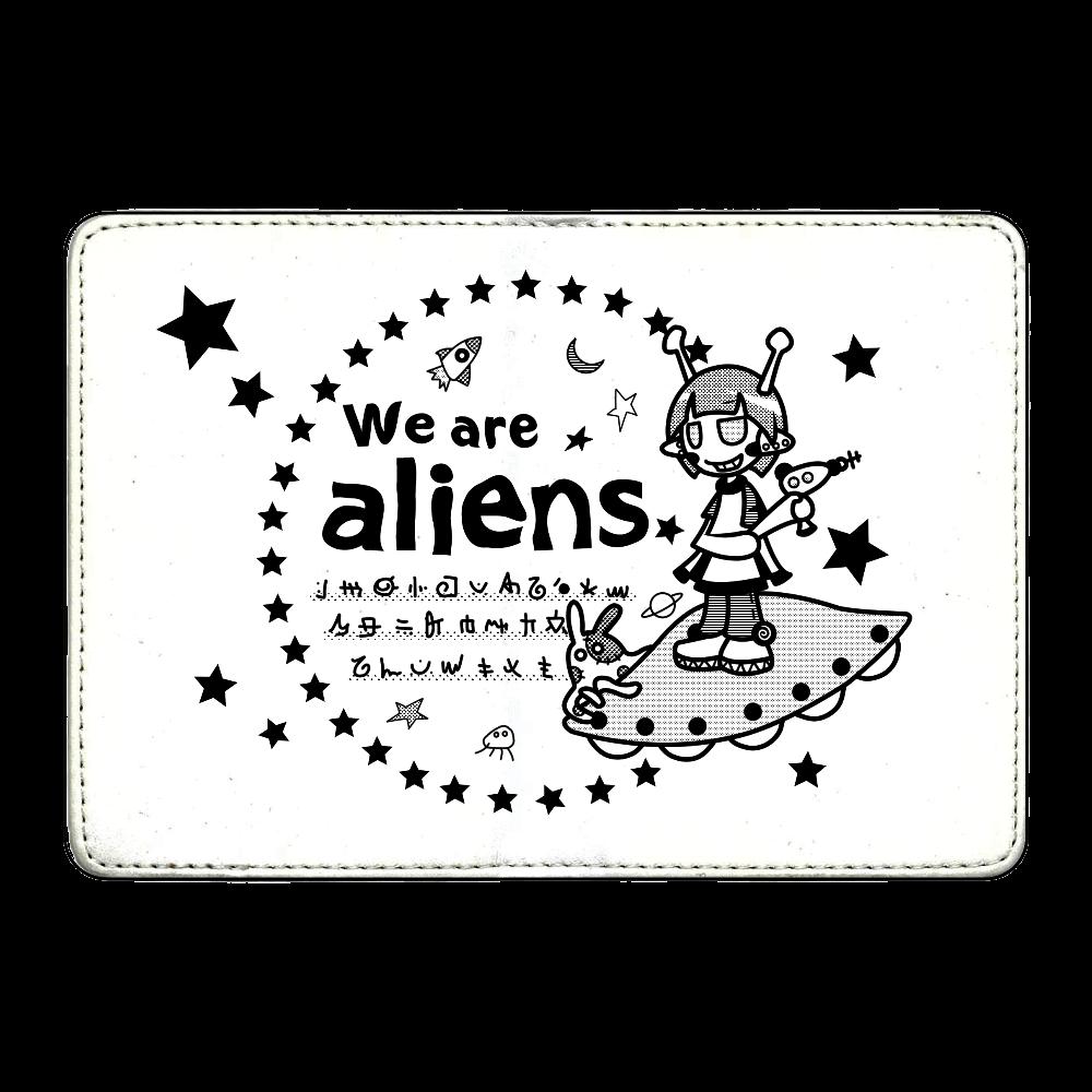 我々は宇宙人だ カード収納ケース カード収納ケース
