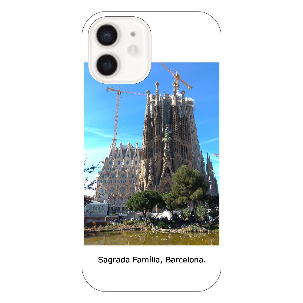 Sagrada Família, Barcelona. iPhone12(透明)
