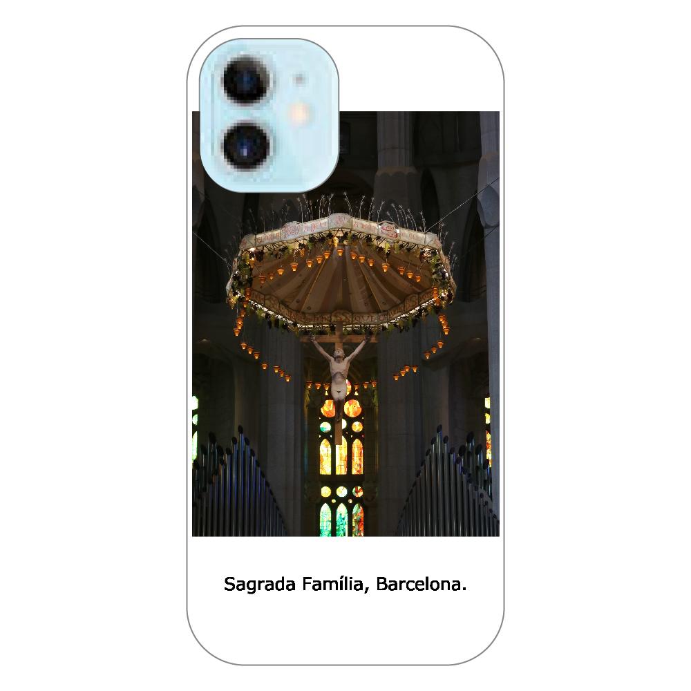 Sagrada Família, Barcelona. iPhone12 mini(透明)