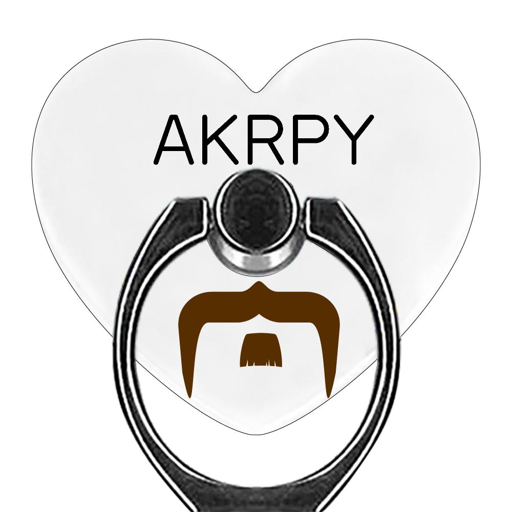 AKRPY,スマホリングハート スマホリング(ハート型)