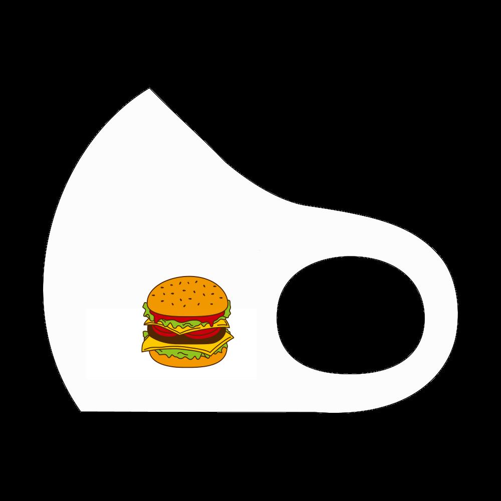ハンバーガー スポーツマスク