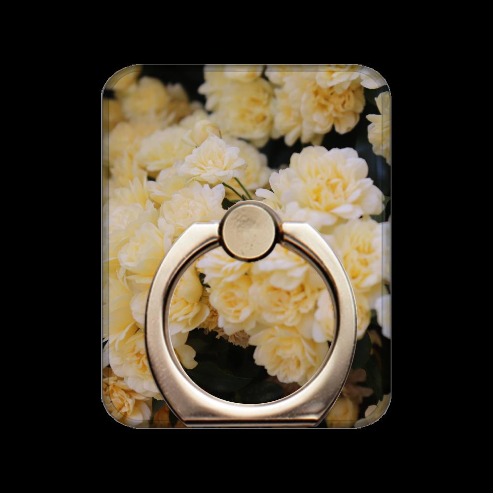 Flower スマホリング