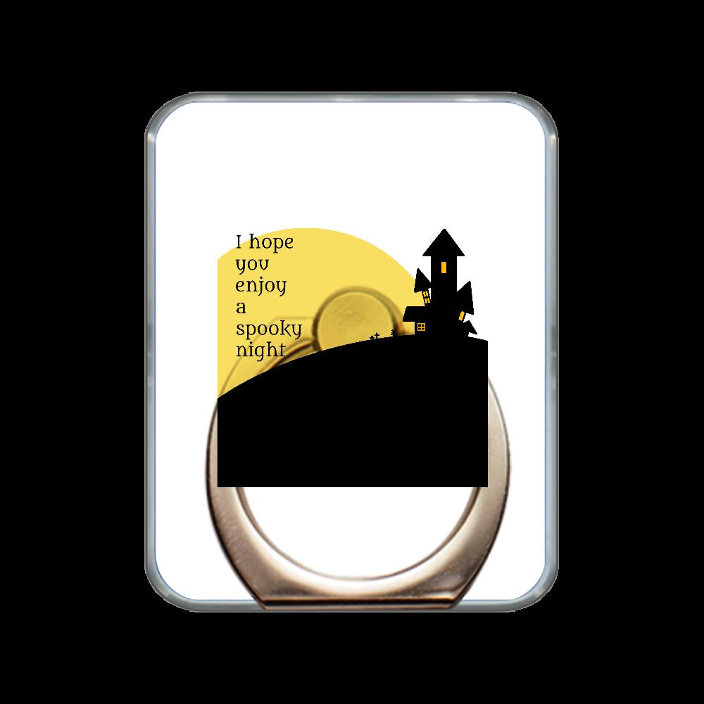 HALLOWEEN CASTLE スマホリング