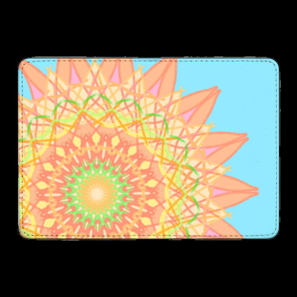 カラフル柄 カード収納ケース