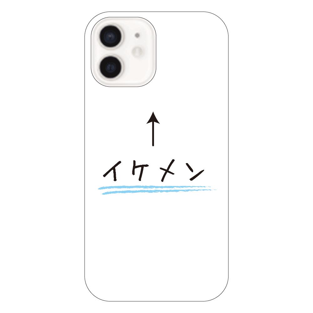 イケメン↑ iPhone12(透明)