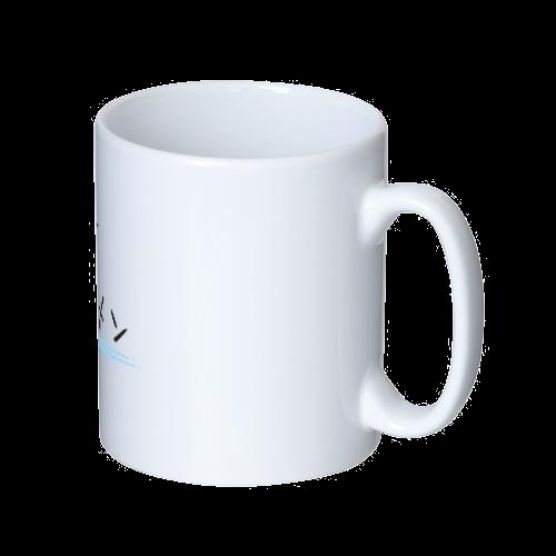 イケメン↑ マグカップ  ホワイト