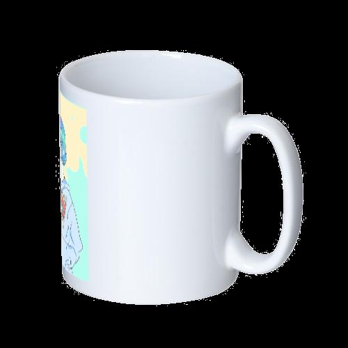 らむねちゃんシリーズ マグカップ  ホワイト