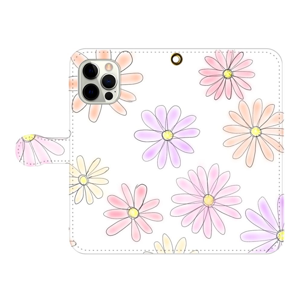 iPhoneケース iPhone12pro max 手帳型スマホケース