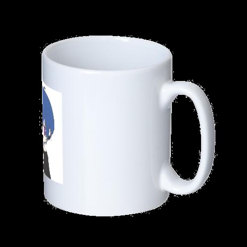 メンヘラ地雷系男子 マグカップ  ホワイト