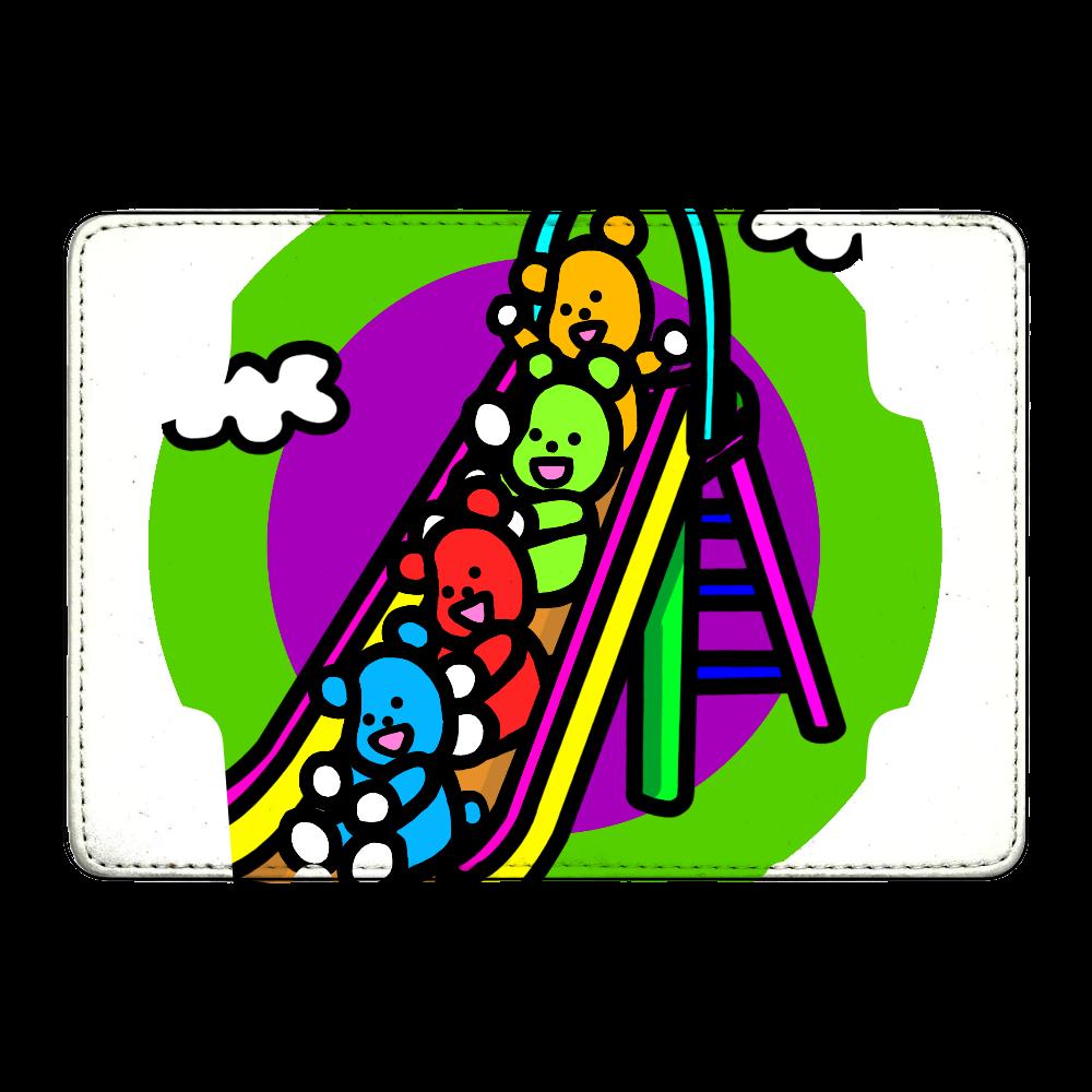 くまの遊び カード収納ケース