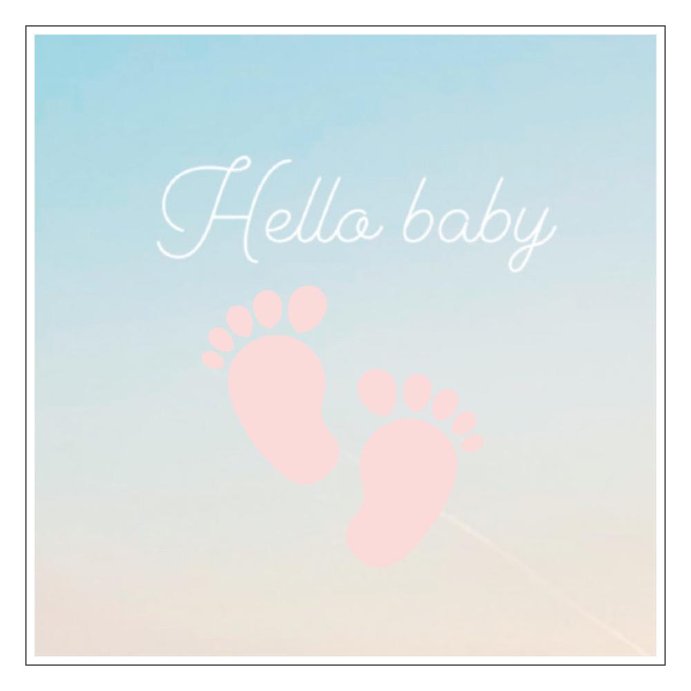 babyパネル♡ アクリルブロック